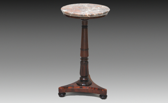 George IV Marble Topped Table