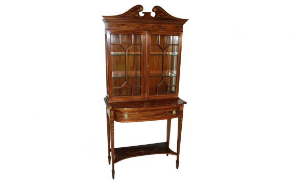Edwards & Roberts Cabinet on Stand