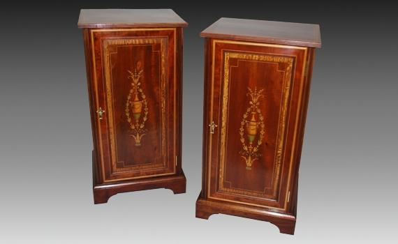 Edwards & Roberts Bedside Cabinets