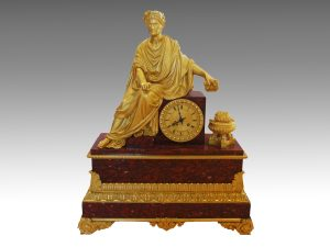 2133 deniere clock large