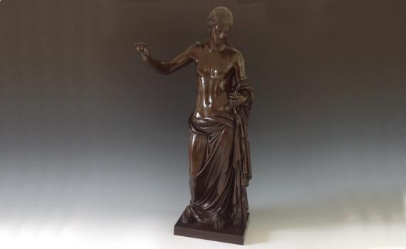 Antique F. Barbedienne Bronze 'Vénus D'Arles' Late 19th Century
