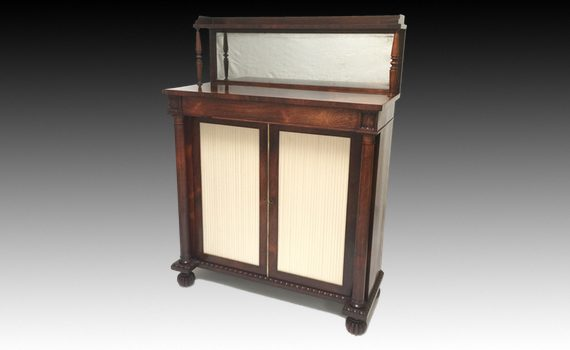 Antique George IV Rosewood Chiffonier