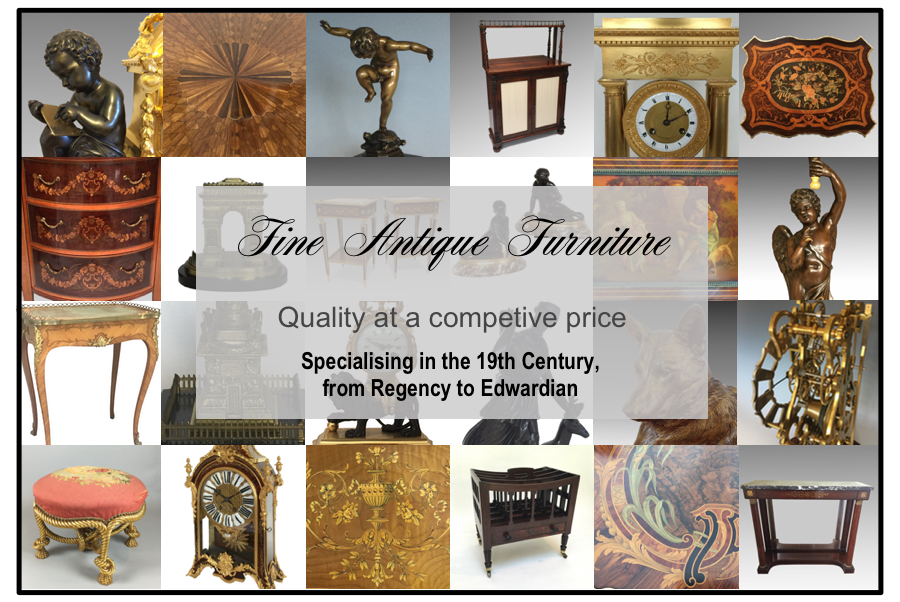 Tim Saltwell has been trading in English and Continental antique furniture  for over 25 years, and is a member of LAPADA, The Association Of Art &  Antiques ... - Tim Saltwell Fine Antique Furniture Antique From The 19th Century