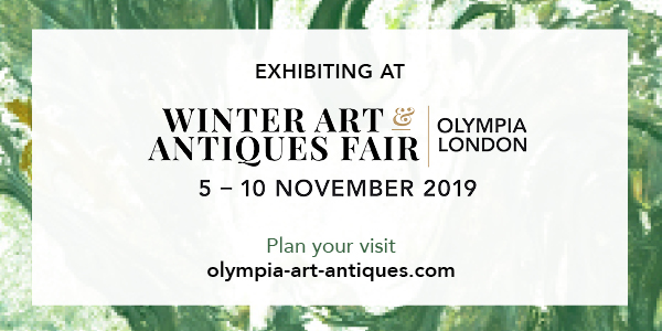 The Winter Art & Antiques Fair Olympia 5th - 10th November 2019