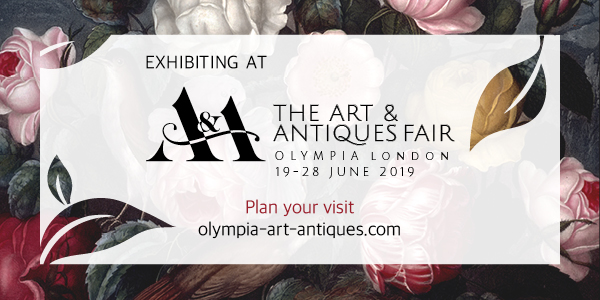 The Summer Art & Antiques Fair Olympia 19th - 28th June 2019