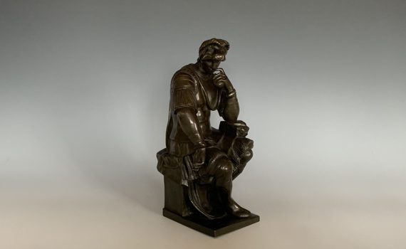 Antique bronze Lorenzo de Medici