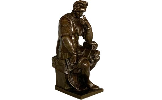 Antique bronze Lorenzo de Medici