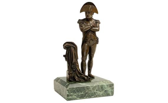 Antique French Bronze of Napoleon
